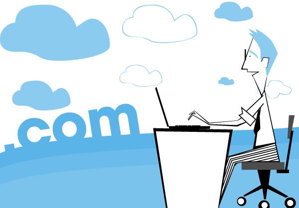 7 dominios web 7 host